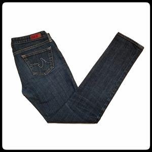 AG/Adriano Goldschmied Stilt Cigarette Leg Jeans